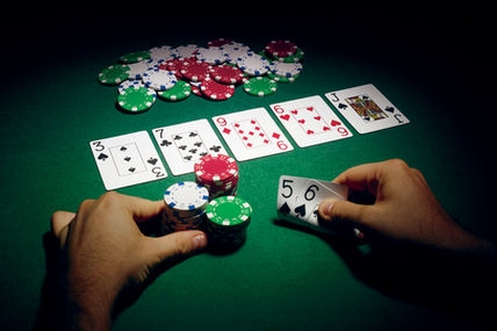Texas Poker Online Net Bluffing In Poker As Profitable Act